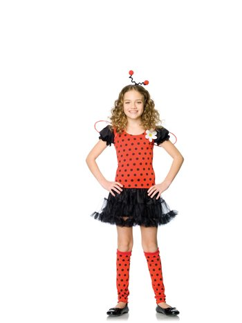 Daisy Bug Child Costume - (Daisy Bug Costume)