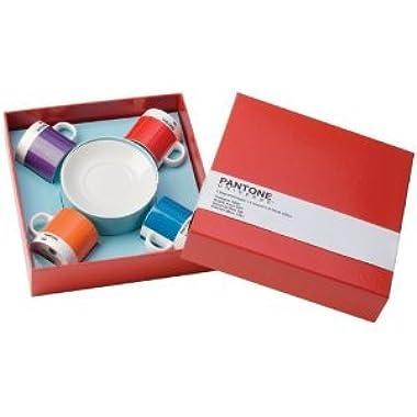 Pantone Universe 2-Pack Bone China Espresso Gift Set