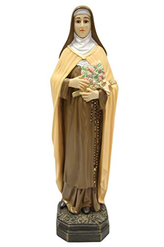 St Therese Statue - 16