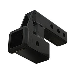 meyer-fhk45054-receiver-hitch-extension-with-4-drop-rise-black