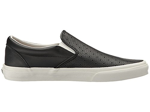 Vans-Classic-Slip-On-Leather-Perf