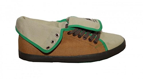 Circa Skateboard women´s shoes NATHTW Khaki/Brown/Cream