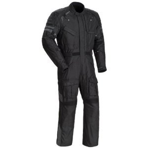 B002U1X7QG Tour Master Centurion One-Piece Suit – X-Large/Black/Black