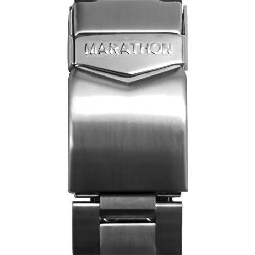 d4e4ae8ff Marathon WW005007NM Stainless Steel, Military Grade Bracelet's (22 mm,  Sterile) by Marathon