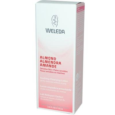 Weleda Cleansing Lotion (Weleda - Almond Soothing Cleanse Lotion | 75ml)