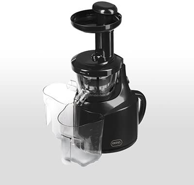 Con tapa para colour negro Juicer GREENIS licuadora: Amazon.es ...