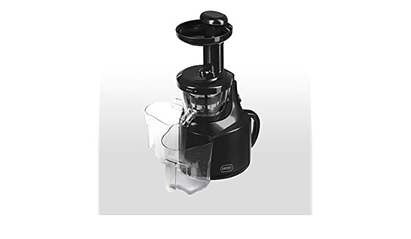 Con tapa para colour negro Juicer GREENIS licuadora: Amazon.es ...