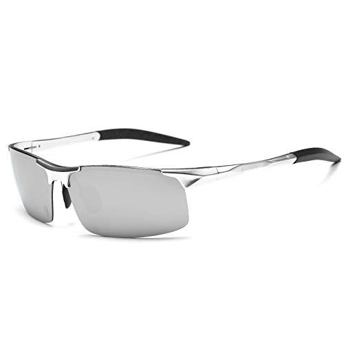 Aluminio I Gafas polarizadas de antideslumbrantes polarizadas Sol protección Sol sunglasses de de de Las magnesio Hombre la Deportivas Gafas Gafas Mjia HD400 C x08f7wqBn