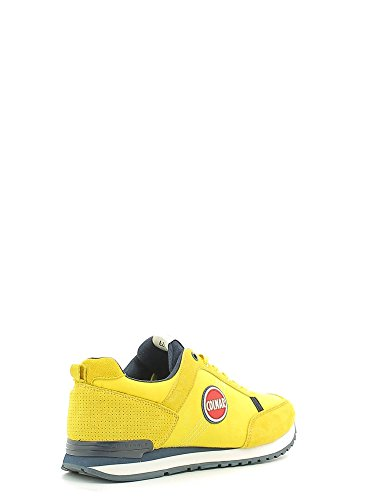 Colmar TRAVIS colors 029, SNEAKERS, UOMO, YELLOW/NAVY BLU