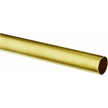 Amazon Round Brass Tube 9 16 Carded By KS Engineering Toys Games