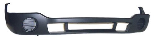 (OE Replacement GMC Sierra Front Bumper Cover (Partslink Number GM1000685))