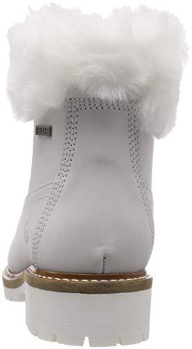 130 Donna 26294 21 Fur Bianco Stivali Neve Tamaris Da white nRzqXdX