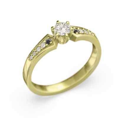 ペリドット ペリドット 18kイエローゴールド エンゲージリング レディース 約0.22ct RingSize 19.5 B07QK6LPH9 29.5|ブラックダイヤモンド/天然ダイヤモンド ブラックダイヤモンド/天然ダイヤモンド 29.5