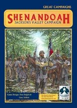 Shenandoah Valley Campaign by Columbia Games