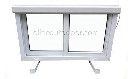 Olide Automatic Electric Sliding Window Openers Motors Actuators (Customized Window Size)