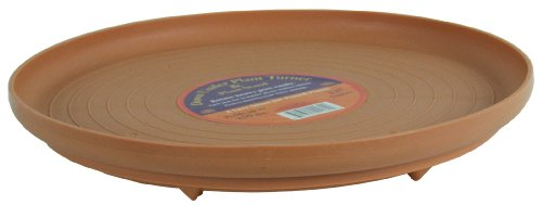 Plant Stand 41130 The Down Under Plant Turner, Terra Cotta, 12-Inch