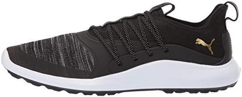 PUMA Golf Men's Ignite Nxt Solelace Golf Shoe Black Team