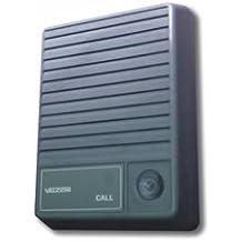 Talkback Doorplate Surface Speaker- Gray