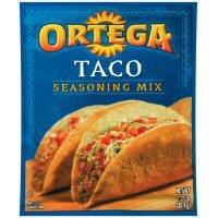 Ortega Taco Seasoning Mix 1.25 oz