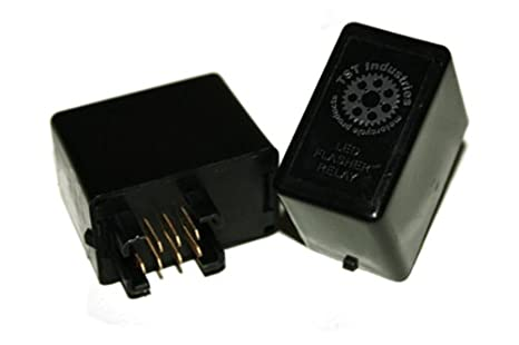 31 tVKwEGfL._SX466_ amazon com suzuki 7 pin led flasher relay (slows down signal rate GSF 1200 Case at soozxer.org