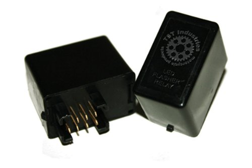 31 tVKwEGfL amazon com suzuki 7 pin led flasher relay (slows down signal rate  at edmiracle.co