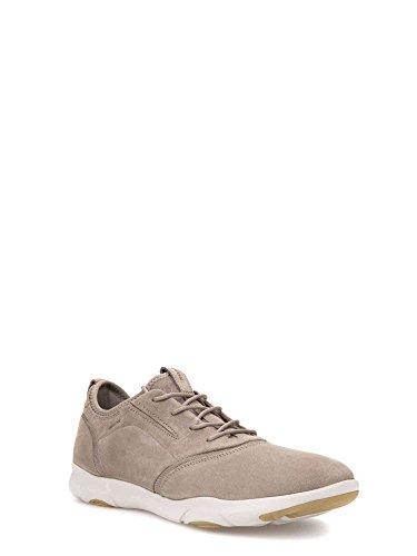 Geox U825AD 00022 Sneakers Uomo Beige 39