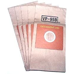 Bissell Butler Revolution Canister Vacuum Bags