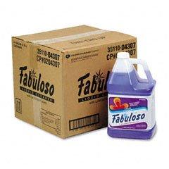 Fabuloso All-Purpose Cleaner, Lavender Scent, 1gal Bottle, (Bottle Carton)