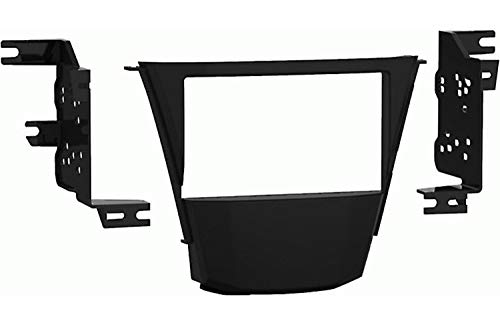 Metra 95-7820B Double DIN Radio Dash Install Kit for Select Acura MDX 2007-2013
