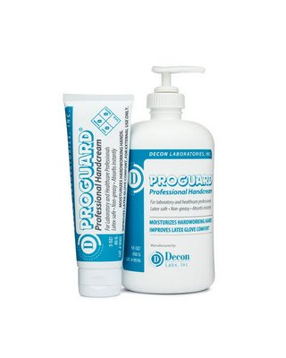 Decon Labs 9516 PROGUARD Professional Hand Cream, Pump, 16 oz. Volume (Pack of 6)