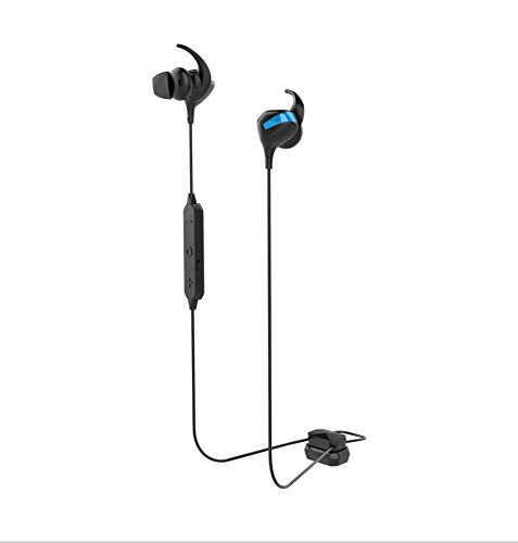 [해외]COWIN HE8 [2018 Upgraded] Active Noise Cancelling Bluetooth Earbuds Wireless in-Ear Bluetooth HeadphonesHard Travel Case Built-in Microphone Volume Control Enhanced Bass Ear Buds - Blue / COWIN HE8 [2018 Upgraded] Active Noise Canc...