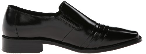 Stacy Adams - Hombre Robeson Slip-on Loafer, Negro