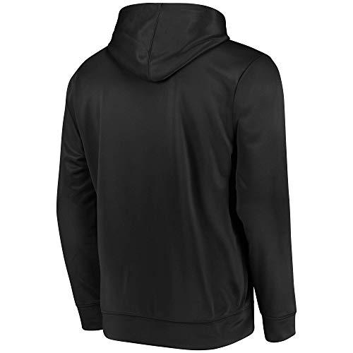 Buy nhl mens fleece hoodie pittsburgh penguins
