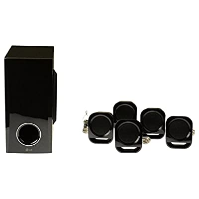 LG BH4120S Home Theater System Speakers