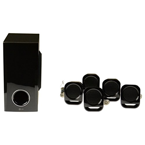 LG BH4120S Home Theater System Speakers by LG