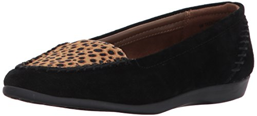 Aerosoles Vrouwen Trending Slip-on Loafer Luipaard Combo