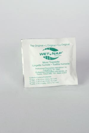 PDI Healthcare D11055 We Nap Moist Towelette, Polybagged ...