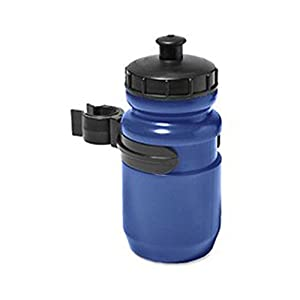 Cyclone Kids/Small Clip On Water Bottle (Blue)