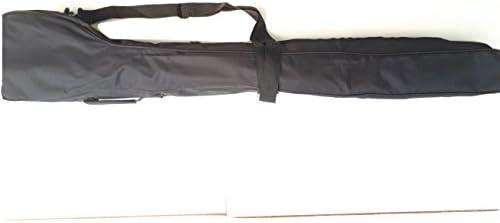 e8697375470b Axisports Golf Carry Bag. Caddy Club Case Bag Black. Easily carry ...
