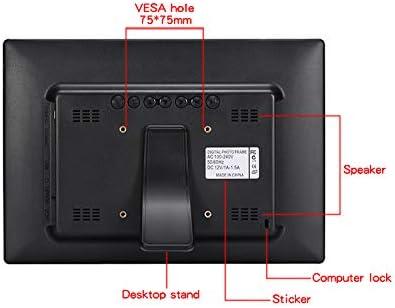 with 1280/×800 LED Display Motion Sensor Smart Digital Picture Frames Support Video//Music//Calendar//Clock USB and SD Card WQRYLJ 13 Inch HD Digital Photo Frame