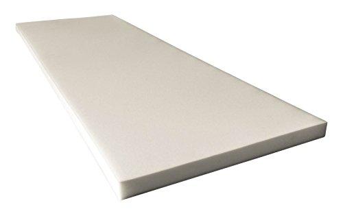 luvfabrics Upholstery Foam Cushion (Seat Replacement, Upholstery Sheet, Foam Padding), 2
