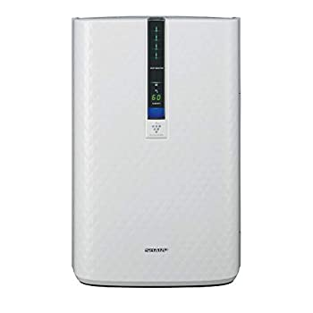 Image of Home and Kitchen SHARP KC860U PlasmaCluster Air Purifier Humidifier for Home Office Smokers Allergies and Pet Hair, 341 Square Feet