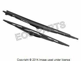 bmw e46 windshield wipers - 8