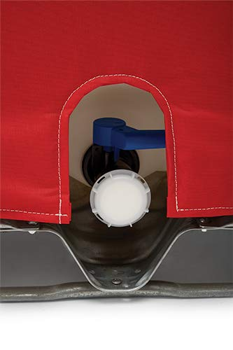 Wet-Area IBC//Tote Tank Heater 120V up to 140/°F 60/°C