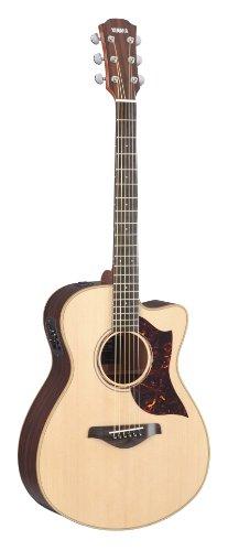 Yamaha A3R A-Series Dreadnought Cutaway Acoustic-Electric Guitar
