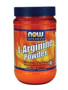 NOW Foods - L-Arginine Powder 1 lb (Pack of 2)