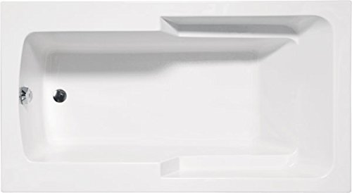 6048 Acrylic Tub - 1