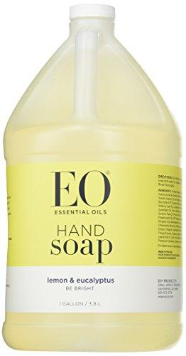 Eo Hand Soap-Liquid Lemon and Eucalypts Gal