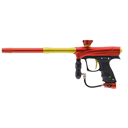 Dye Proto Rize MaXXed Paintball Marker Red/Gold