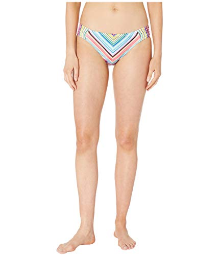 La Blanca Women's Side Shirred Hipster Bikini Swimsuit for sale  Delivered anywhere in USA